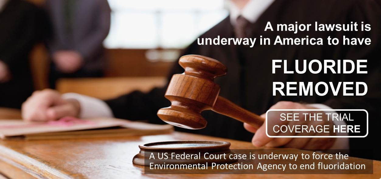 US Federal Court case on fluoride