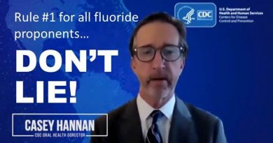 FAN calls for the resignation of the head of the CDC's Oral Health Division